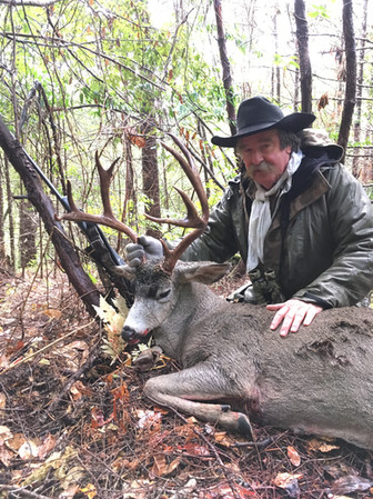 Stover Ranch Blacktail