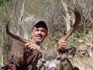 #37 JEFF CHAULK Top 100 Santa Rosa Island Mule Deer Bucks