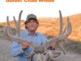 #58 GREG FOWLER  Top 100 Santa Rosa Island Mule Deer Bucks