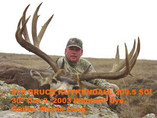 #78 Santa Rosa Island Mule Deer Buck-- Bruce Kuykendall