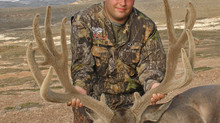 # 7 ROBERT SERGI JR. Top 100 Santa Rosa Island Mule Deer Bucks