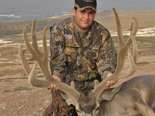 # 7 ROBERT SERGI JR. Top 100 Santa Rosa Island Mule Deer Bucks