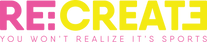 Logo Recreate magenta galben lung.png