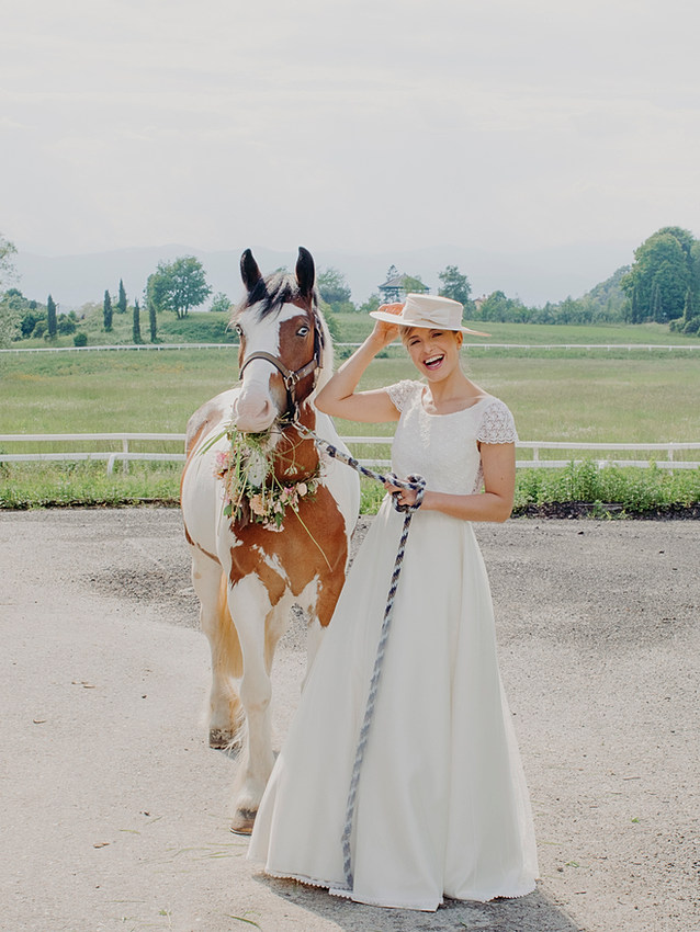 Love, Laces and Horse