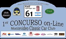 61 - Fiat 1500 coupe - 1967 - Teofilo Al