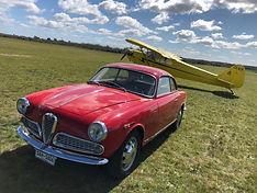 Alfa Romeo Giulietta Sprint Veloce - 1962