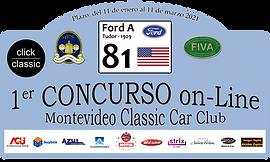 81 - Ford A Tudor - 1931 - Geiraldo Texe