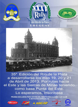 2013 - XXXVRally Rio de la Plata.png