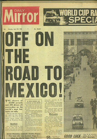 Daily Mirror - April 20 1970 - pag 1 tit