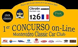 126 - Citroen VISA II Club -1982 - Jorge
