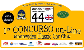 44 - Austin Healey 3000Mk3 - 1967 - Rsym
