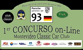 93 - Porsche 356 Carrera - 1961 - Horaci