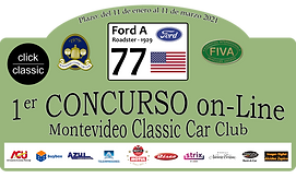 77 - Ford A Roadster - 1929 - Gonzalo Ma