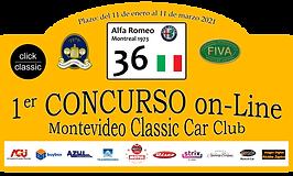 36 - Alfa Romeo Montreal - 1973 - Natali