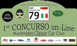 79 - Fiat 800 spider - 1968 - Cesar Mira
