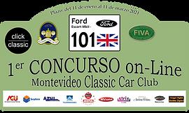 101 - Ford Escort MkII - Horacio Moyano.
