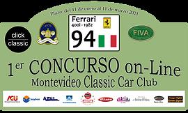 94 - Ferrari 400i - 1986 - Horacio Moyan