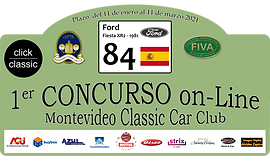84 - Ford Fiesta XR2 - 1981 - Alejandro