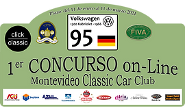 95 - VW Kabriolet - 1966 - Horacio Moyan