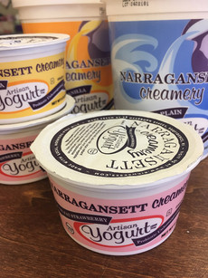 Narragansett Creamery Yogurt