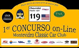 119 - Chevrolet impala - 1960 - Joseph B