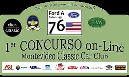 76 - Ford A Tudor - 1931 - Gonzalko Masi