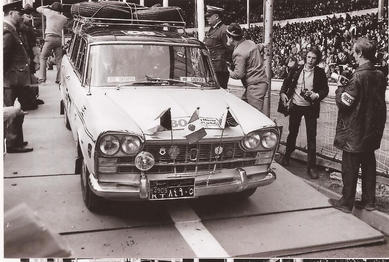 080 Fiat 2300 Station Wagon - Sherger-Sh