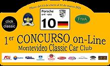 10 - Porsche 911E - 1969 - Guillermo Dea