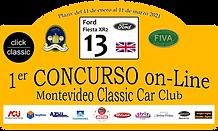 13 - Ford Fiesta XR2 - 1092 - Santiago S