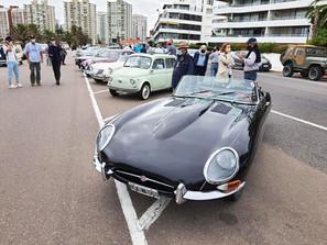 Jaguar E-Type - Cabecera Punta del Este