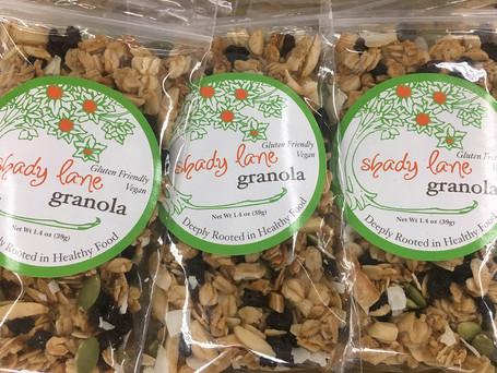 Shady Lane Granola