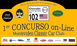 102 - Chevrolet Corbvette Blue Flame - 1
