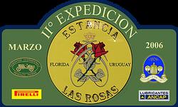 2006 - II Expedicion Estancia Las Rosas.png