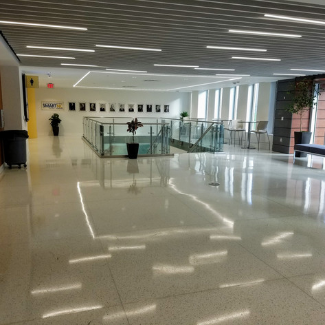 2nd Floor area at the NCDOI.