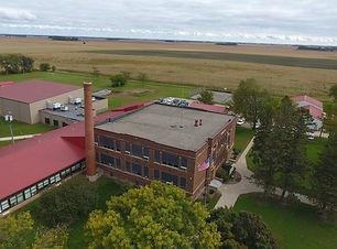 Echo Charter School - Echo Minnesota - i - aeriel view.