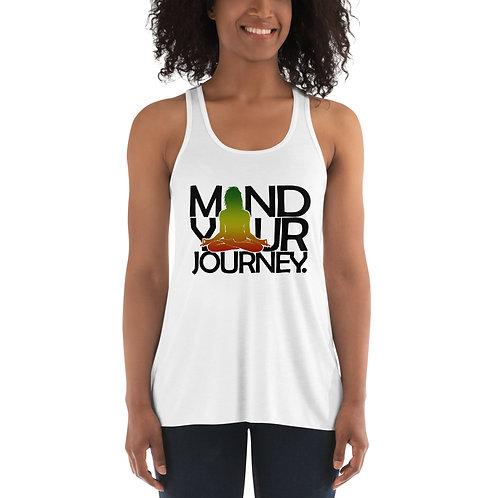 Mind Your Journey Flowy Tank