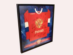 Красная машина спортивные сувениры