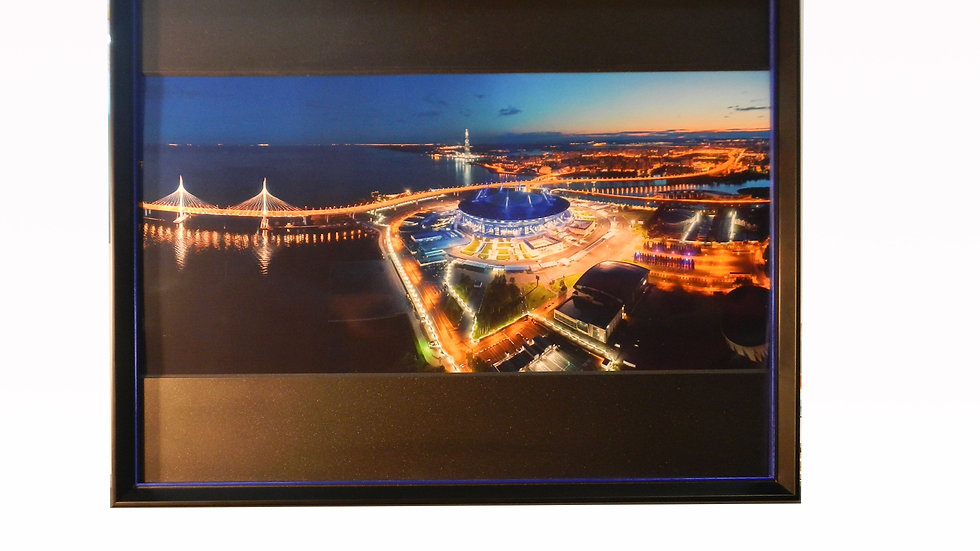 "Панорамное фото ""Санкт-Петербург Арены"""