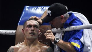 Усик - Гассиев. Бокс - психологический вид спорта.