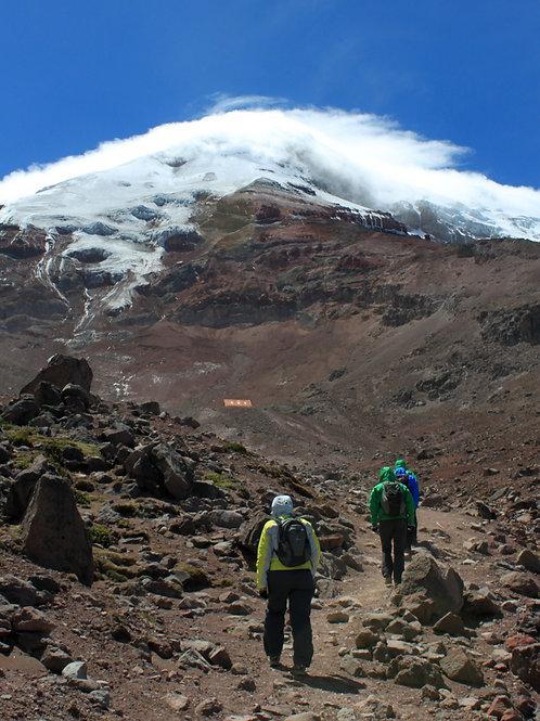 Montanhas do Equador | COTOPAXI + CHIMBORAZO | 11 Dias