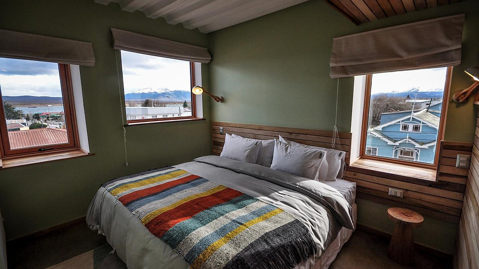 Hotel VENDAVAL (Puerto Natales) - SINGLE - Até 30/12/2019