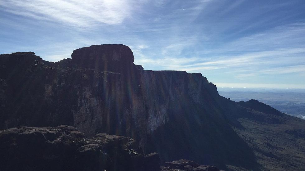 Trekking MONTE RORAIMA, Circuito 3 Nações, 2 Noites no TOPO