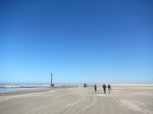 TRAVESSIA da Maior Praia do Mundo - CASSINO ao CHUÍ - 230km
