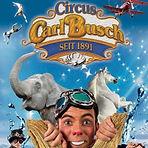 Pascal Visual Comedy at the German National Circus Carl Busch