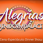 Pascal Visual Comedy at the new Dinnershow Cabaret Benidorm Palace Alegrias