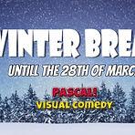 Pascal Visual Comedy has a Winterbreak