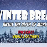 Pascal Visual Comedy has a Winterbreak