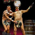 Naked Waiters Benidorm Palace