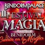 Pascal Visual Comedy participates at the Magic Festival Benidom