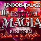 Pascal Visual Comedy participates at the Magic Festival Benidom